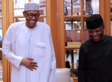 Presidency to release details of Buhari, Osinbajo meeting