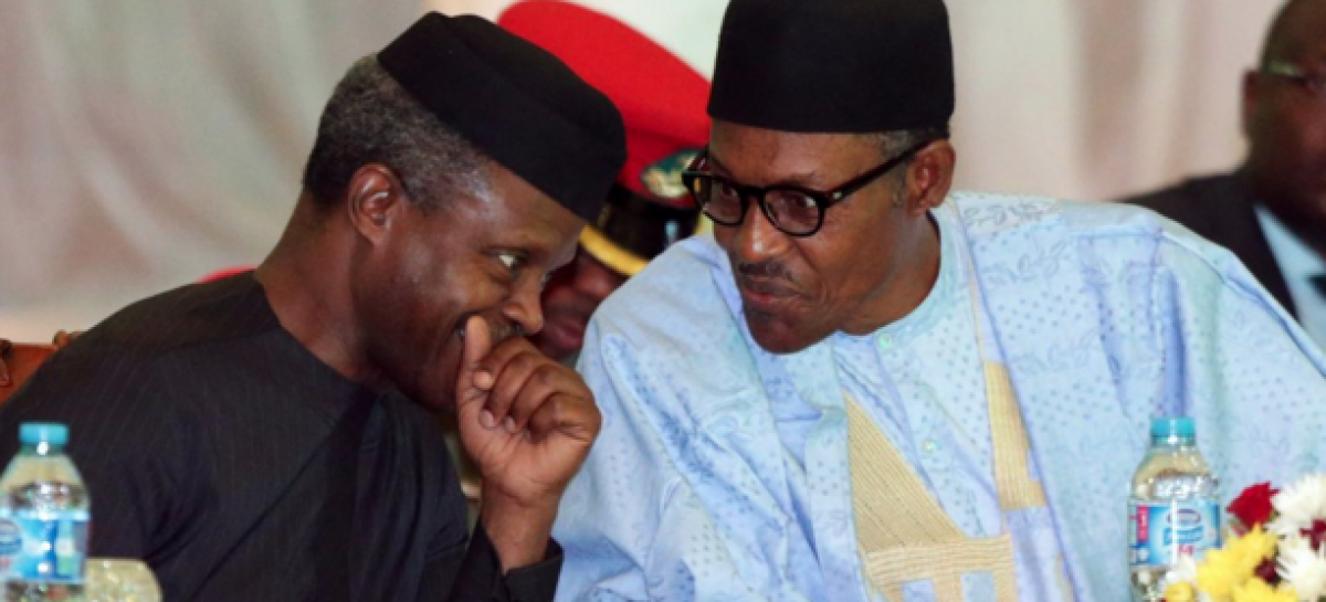 In Senate letter, Buhari fails to name Osinbajo Acting President