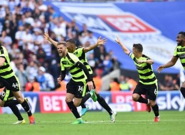 Huddersfield beat Reading to gain EPL promotion
