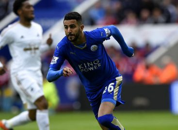 Its time to move on, Mahrez tells Leicester City