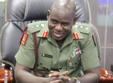 Politicians approaching soldiers with strange offers – Buratai