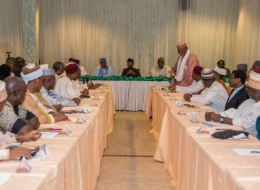 Osinbajo commences consultations with sectional leaders