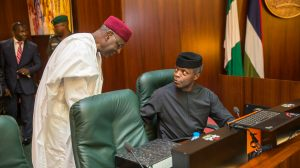 Acting President presides over FEC meeting
