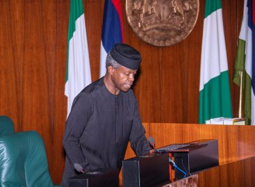 Reps urge Osinbajo to swear-in two ministers within one week