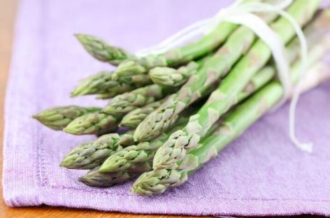 Asparagus nutrition, health benefits, recipes