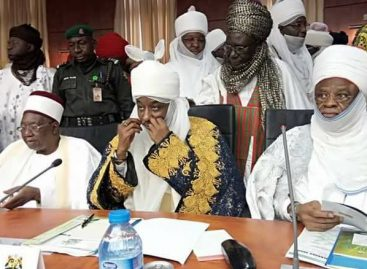 Northern governors, monarchs meet in Kaduna over restructuring