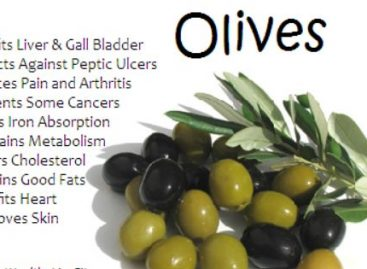 10 reasons you should be eating olives