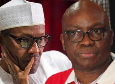 Nigeria won't survive another four years with Buhari – Fayose