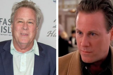 Home alone star, John Heard, is dead