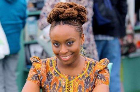 Chimamanda wins French Literary Award