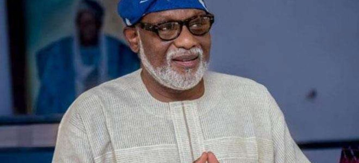 90% of Ondo resources untapped – Akeredolu