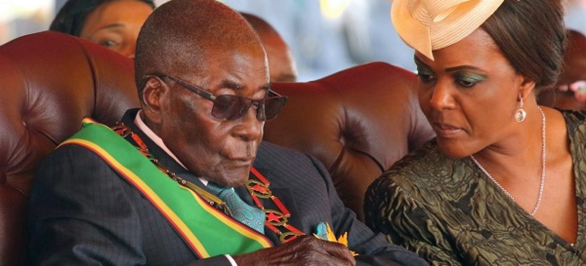 Name your successor, First Lady tells Mugabe