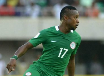 Onazi welcomes new Afcon schedule