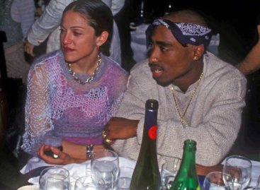 Tupac's break-up letter to Madonna to auction for $100,000