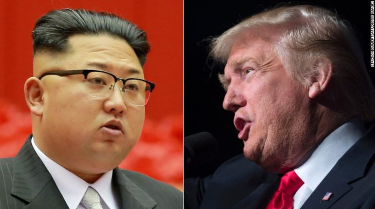 Our military loaded, Trump replies North Korea's leader