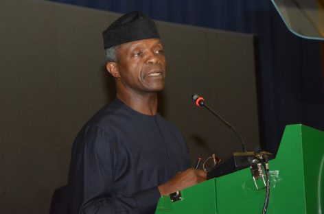 Education must be prioritised – Osinbajo