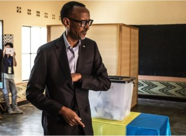 Rwandan leader, Paul Kagame, in landslide election victory