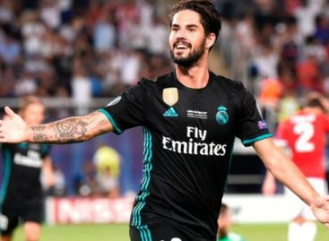 Real Madrid beat Man United to win UEFA Super Cup