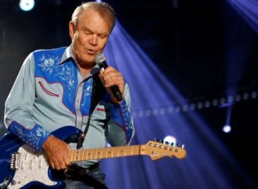 US legendary guitarist, Glen Campbell, dies at 81