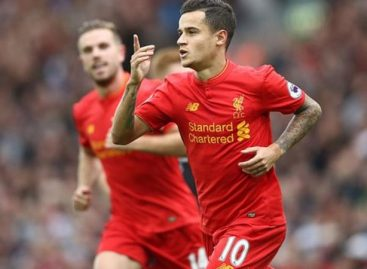 I want to move to Barcelona, Coutinho tells Liverpool