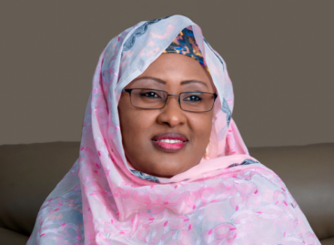Aisha Buhari tasks employers on breastfeeding mothers