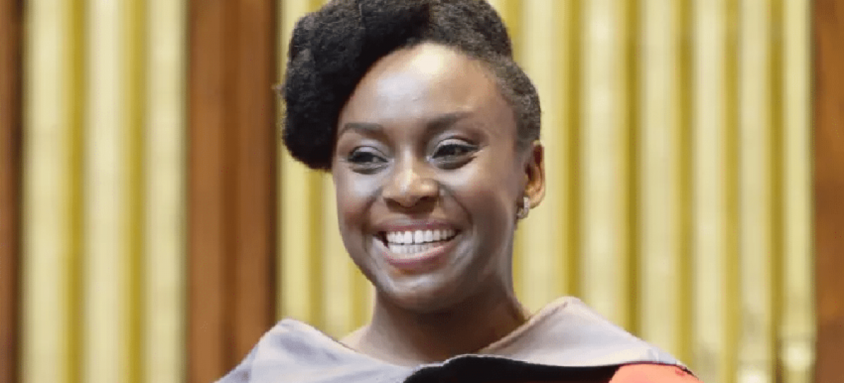 Chimamanda bags 'doctor of letters' award in UK