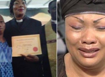 Nollywood actress,  Eucharia Anunobi, loses only child
