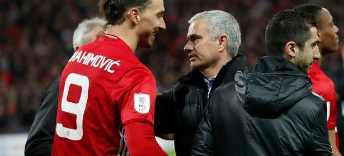 Ibrahimovic to be our 'extra man' – Mourinho