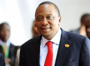 Kenyatta wins second term as Kenya's leader