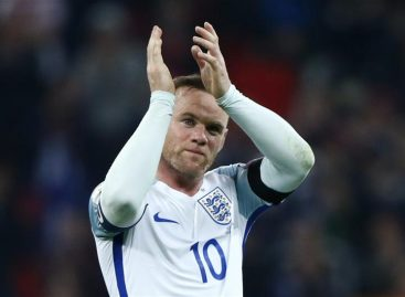 Rooney announces shock retirement from national team