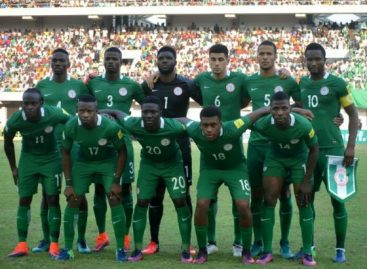 Rohr names 23-man squad for Cameroon clash