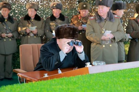 North Korea to complete nuclear program despite sanctions