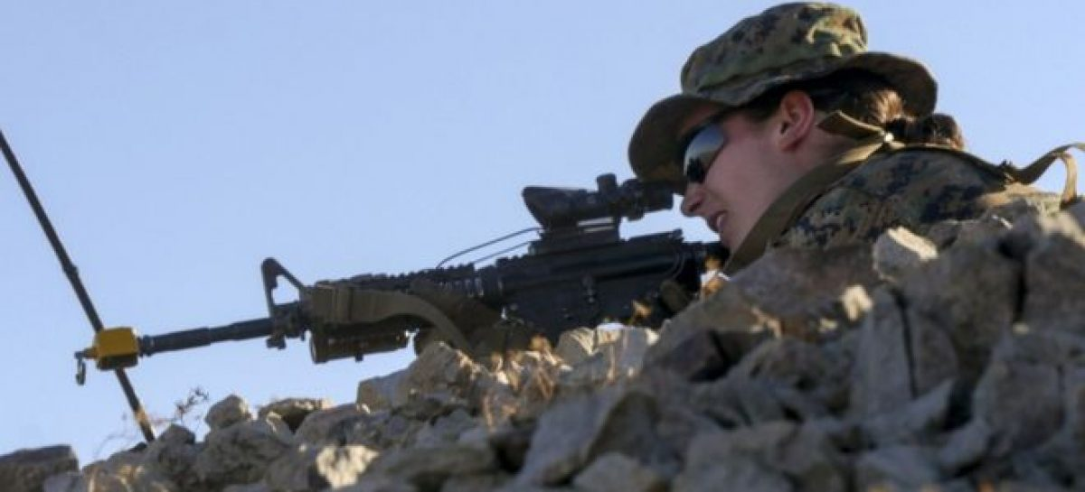 First female infantry officer emerges in US Marines