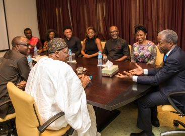 We're proud of Nigerian entertainers – Osinbajo
