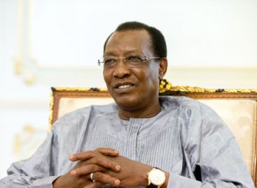 I invite you to invest in Chad by Idriss Deby Itno