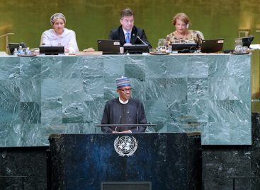 Buhari restates commitment to democracy, condemns killings in Myanmar