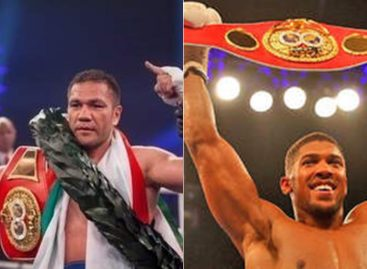 Joshua to defend IBF, WBA titles against Pulev in October
