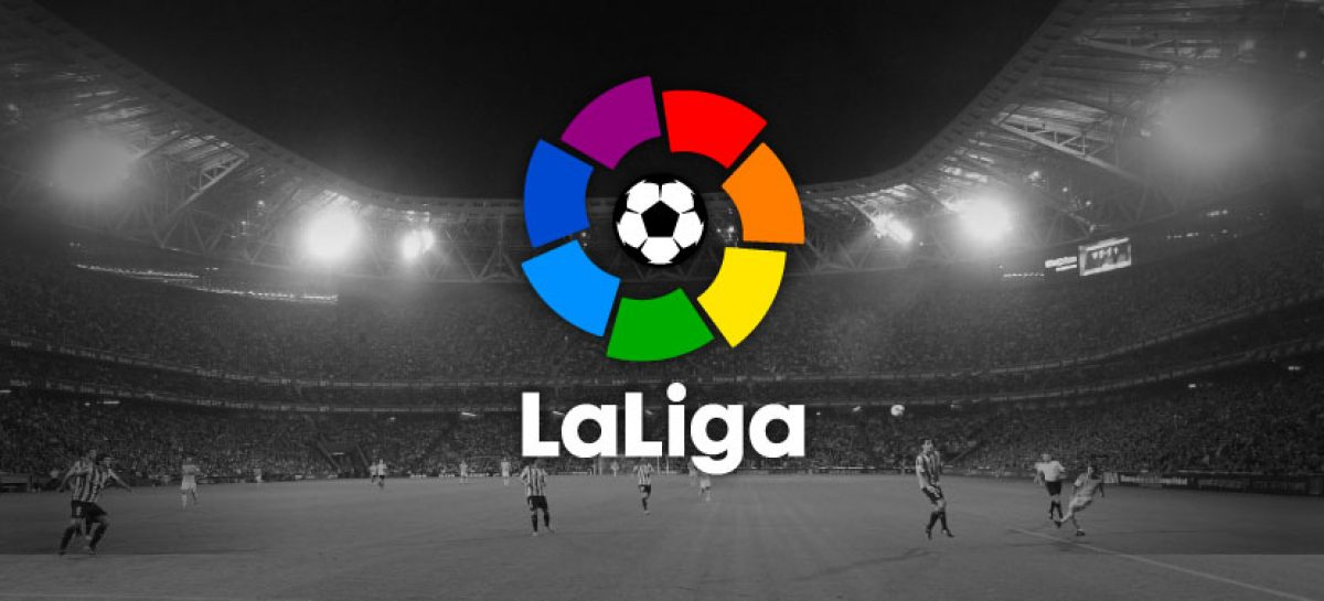 La Liga results for Saturday
