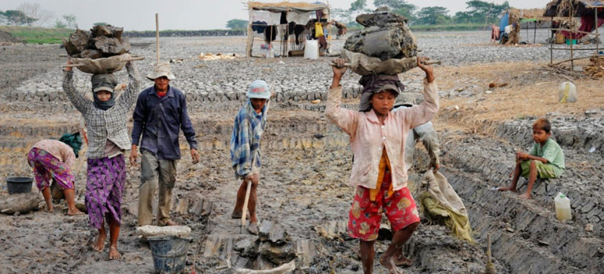 40 million in modern slavery, 152 million in child labour around the world – ILO