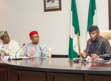 Effective border policing will promote made-in-Nigeria products – Osinbajo