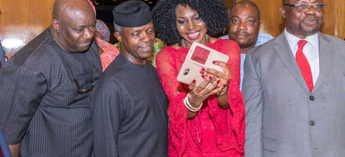 CBN doesn't print money to support Nigerian govt – Osinbajo