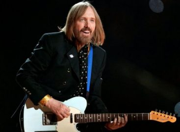 US loses rock legend, Top Petty