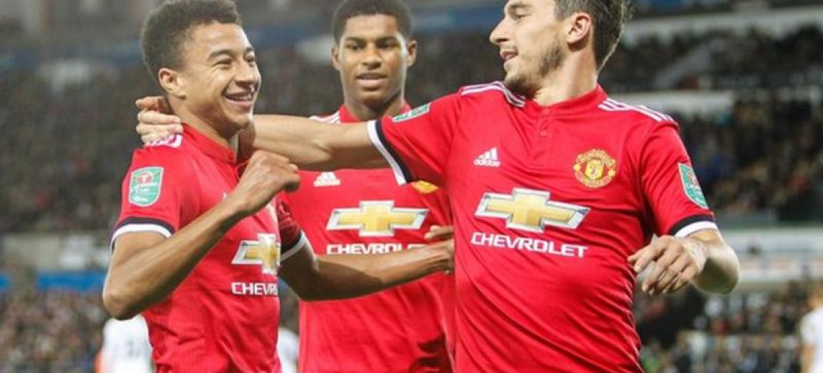 Man United to face Bristol City in Carling Cup quarter finals