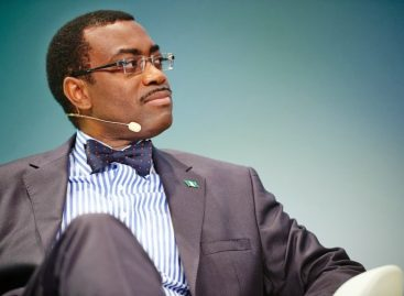 We're always proud of you, Buhari tells AFDB boss, Adesina