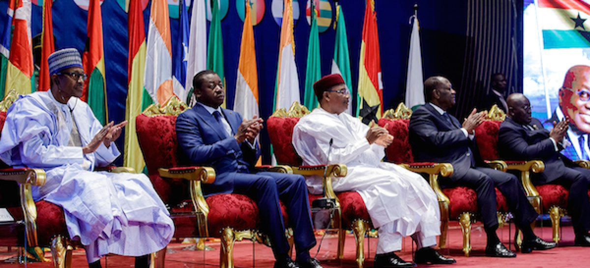 Buhari wants ECOWAS to delay single currency for West Africa