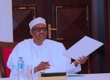 Buhari assents to 3 bills