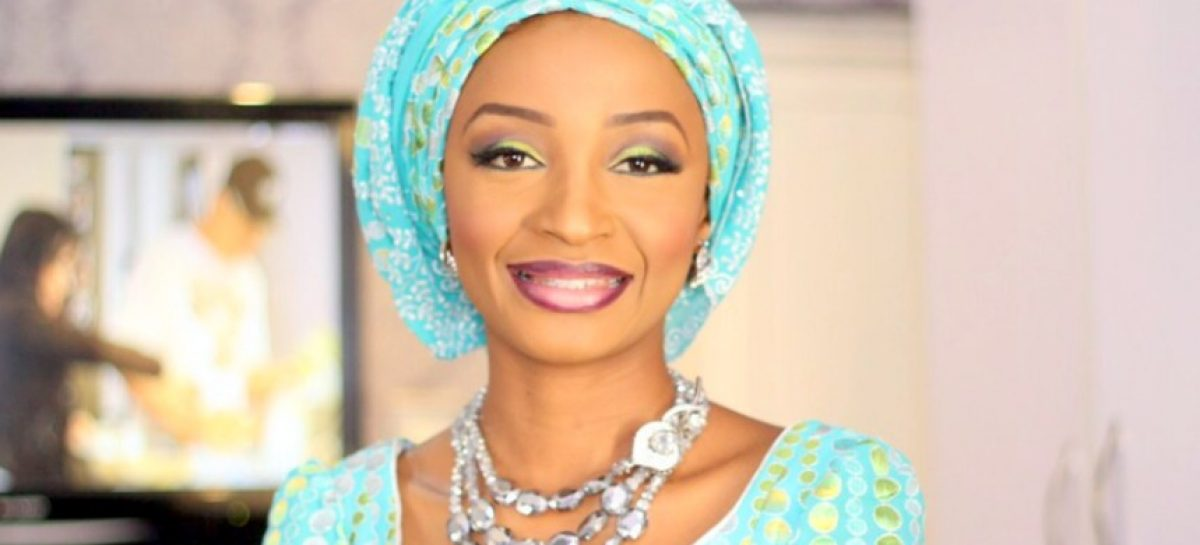 Rahama Sadau apologises, seeks recall to Kannywood