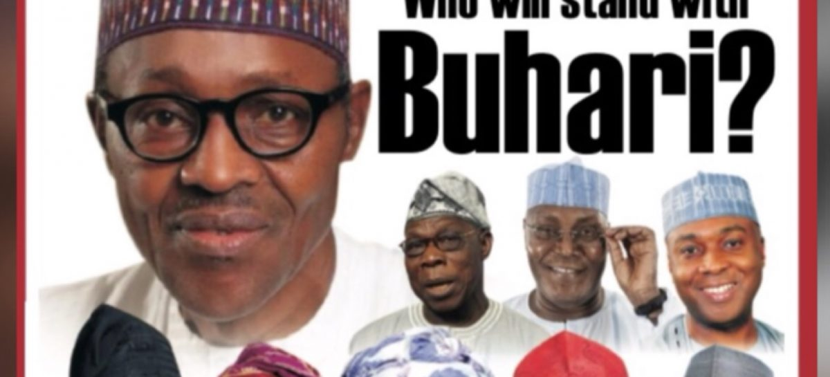 2019: Who will stand with Buhari?