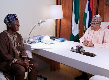 2019: Buhari fit to run for second term – Ortom
