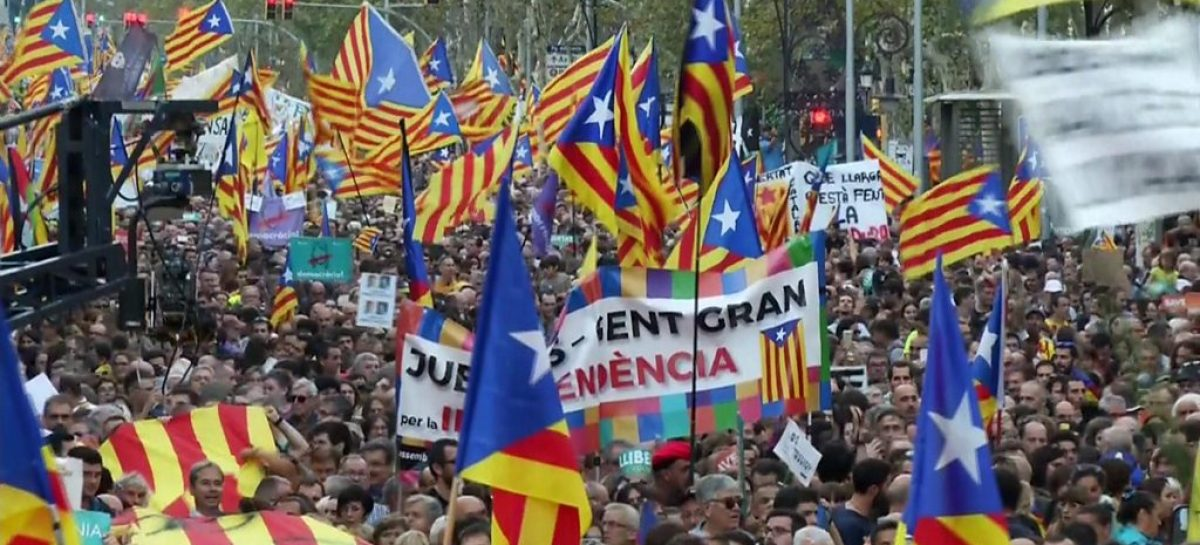 Catalonia crisis: Officials 'won't follow orders from Madrid'